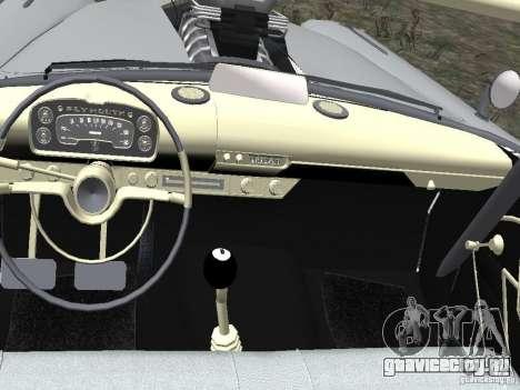 Plymouth Savoy 57 для GTA 4 вид изнутри