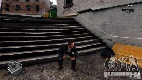 Tavor TAR-21 для GTA 4 третий скриншот