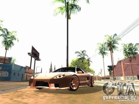 Honda NSX Veilside для GTA San Andreas