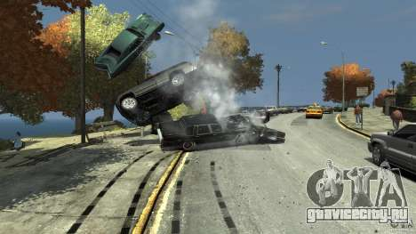 Heavy Car для GTA 4 четвёртый скриншот