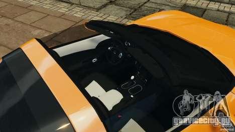 Chevrolet Corvette C6 Grand Sport 2010 для GTA 4
