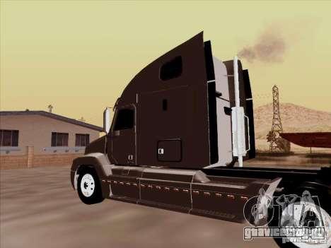 Freightliner Century ST для GTA San Andreas вид сбоку