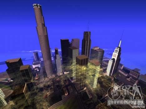 New San Fierro V1.4 для GTA San Andreas четвёртый скриншот