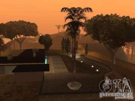 Miami House для GTA San Andreas четвёртый скриншот