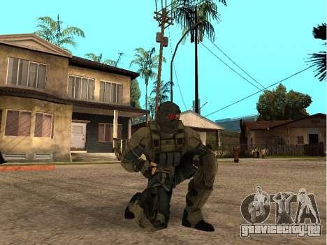Скин army инженер для GTA San Andreas четвёртый скриншот