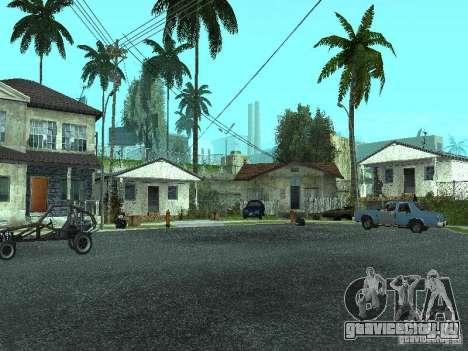 Mega Cars Mod для GTA San Andreas восьмой скриншот