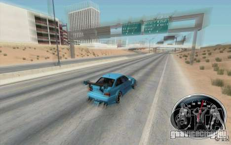 Speedometer v2 для GTA San Andreas