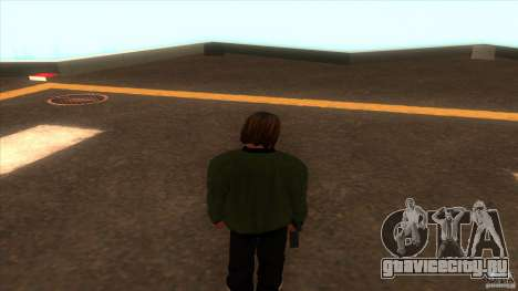 [HD]WMYST для GTA San Andreas второй скриншот