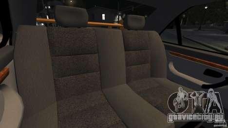 Peugeot 406 Taxi для GTA 4 вид сбоку