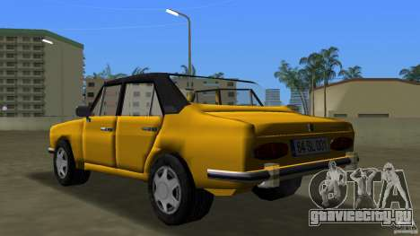 Anadol A1 SL для GTA Vice City вид сзади слева