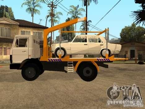 МАЗ 54323 ЭВАКУАТОР для GTA San Andreas