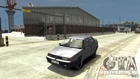 Alfa Romeo 155 для GTA 4