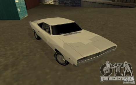 Dodge Charger R/T для GTA San Andreas