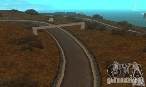 Трасса из NFS Prostreet для GTA San Andreas шестой скриншот