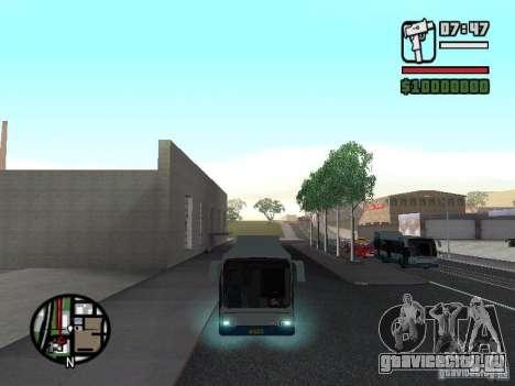 DAF для GTA San Andreas вид слева