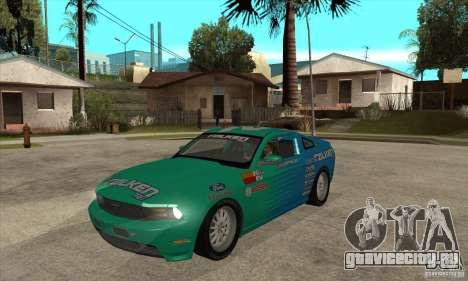 Ford Mustang GT Falken для GTA San Andreas