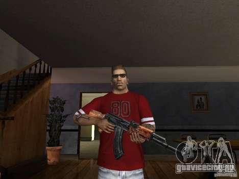 AK HD для GTA San Andreas третий скриншот