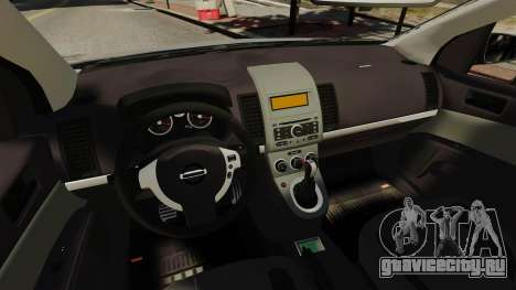 Nissan Sentra S 2008 для GTA 4