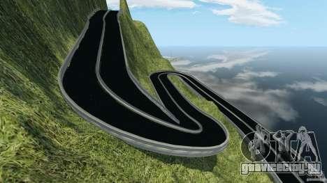 MG Downhill Map V1.0 [Beta] для GTA 4 седьмой скриншот