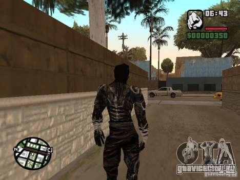 Sandwraith from Prince of Persia 2 для GTA San Andreas второй скриншот