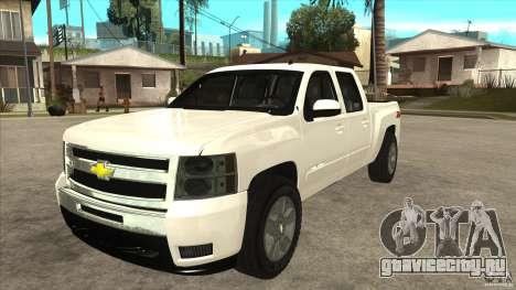 Chevrolet Cheyenne 2011 для GTA San Andreas