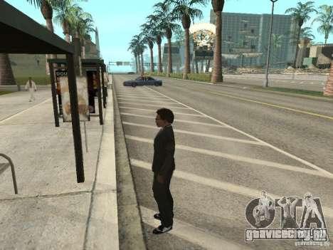 Автобусная линия в Лас Вентурас для GTA San Andreas третий скриншот