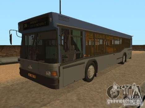 МАЗ 103 для GTA San Andreas