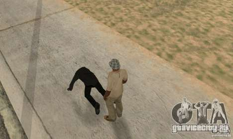 Столкновения из GTA 4 для GTA San Andreas второй скриншот