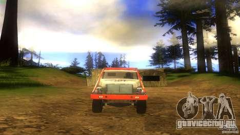 Insane 2 для GTA San Andreas вид справа