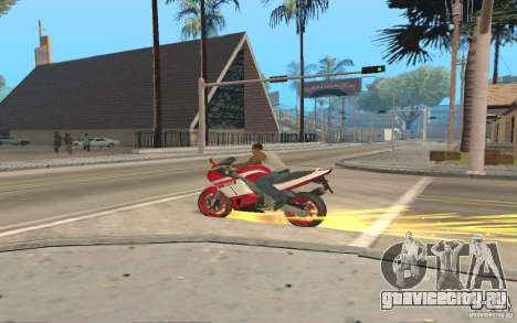 The best effects from GTA IV для GTA San Andreas