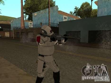 Cops from Half-life 2 для GTA San Andreas третий скриншот