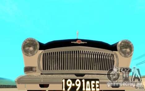 Чёрная молния для GTA San Andreas шестой скриншот