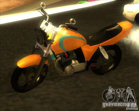 Yamaha XJR400 для GTA San Andreas