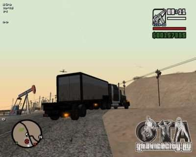 Turn Indicators 2.0 для GTA San Andreas второй скриншот