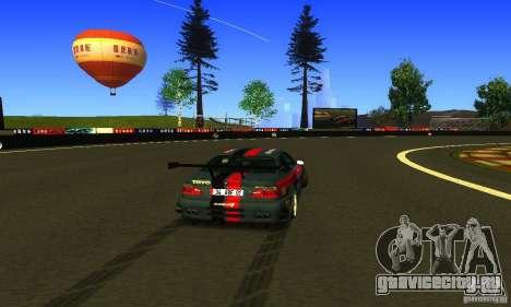 F1 Shanghai International Circuit для GTA San Andreas шестой скриншот