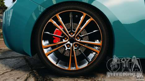 Scion FR-S для GTA 4 салон