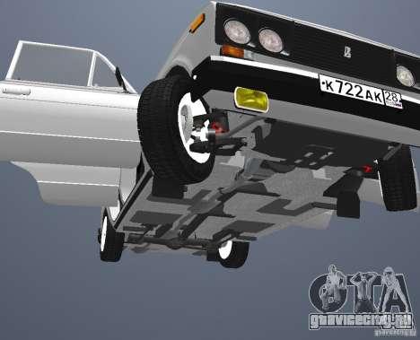 Ваз 21063 для GTA San Andreas вид сбоку