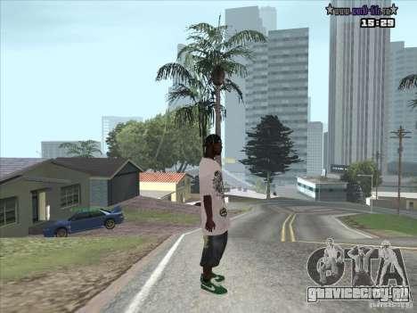 Новый скин Свита для GTA San Andreas второй скриншот