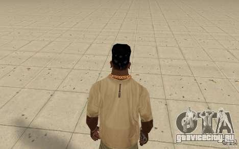 Бандана glass для GTA San Andreas третий скриншот