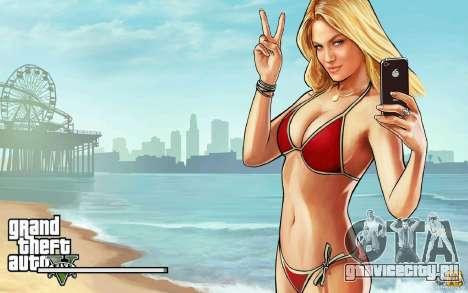 Экраны загрузки в стиле GTA 5 для GTA San Andreas второй скриншот