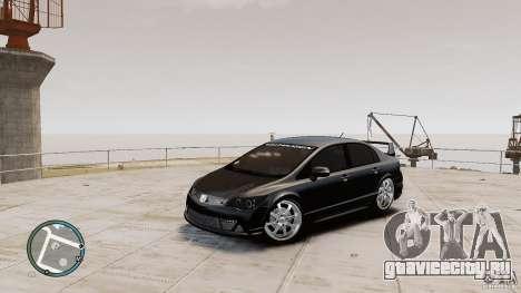 Honda Civic Mugen RR для GTA 4