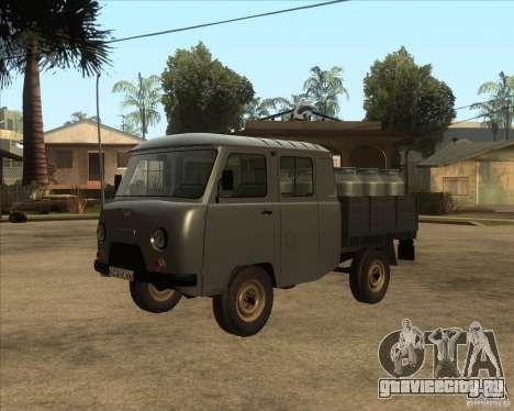 УАЗ с бортом для GTA San Andreas