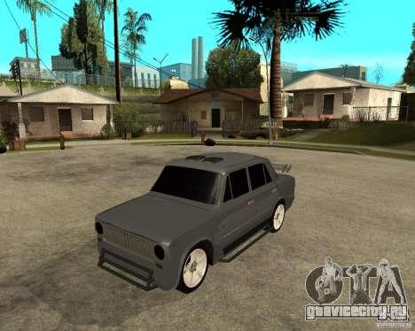 ВАЗ 2101 Hard tuning для GTA San Andreas