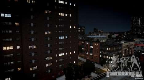 ENBSeries specially for Skrilex для GTA 4 двенадцатый скриншот