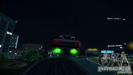 Новые Эффекты 1.0 для GTA San Andreas четвёртый скриншот