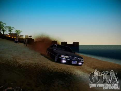 ENBSeries by Avi VlaD1k v3 для GTA San Andreas пятый скриншот
