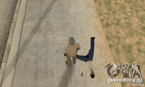 Столкновения из GTA 4 для GTA San Andreas четвёртый скриншот