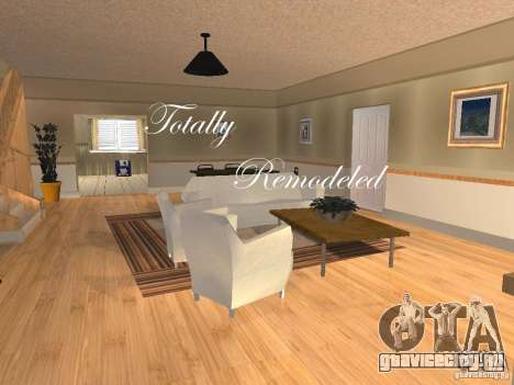 CJ Total House Remodel V 2.0 для GTA San Andreas