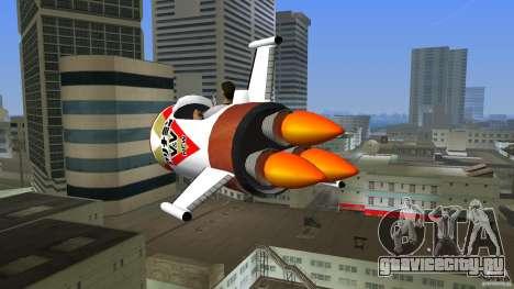 V&V Sparrow для GTA Vice City вид слева