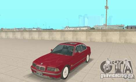 BMW 325i Coupe для GTA San Andreas